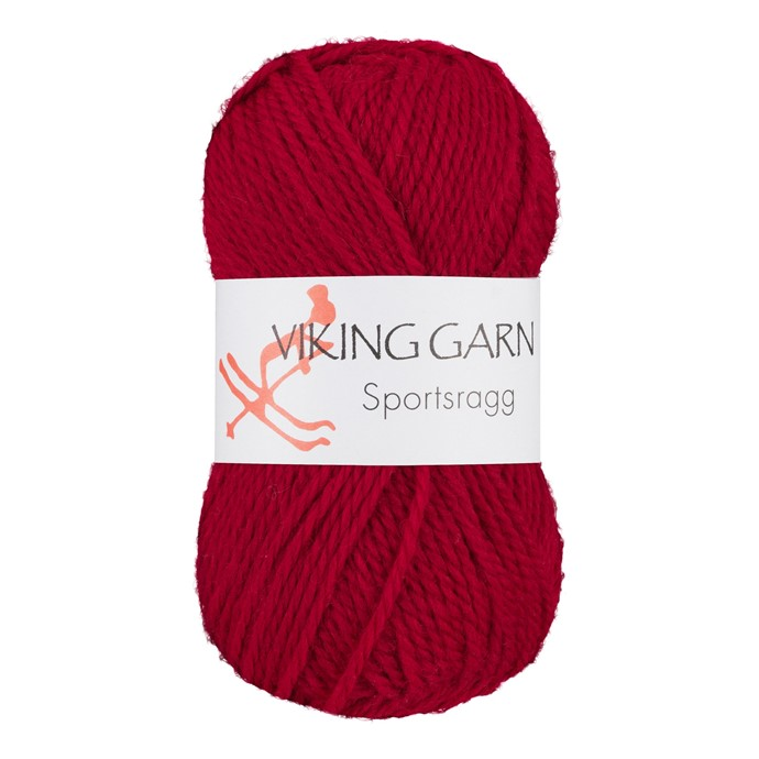 Viking Sportsragg Rød
