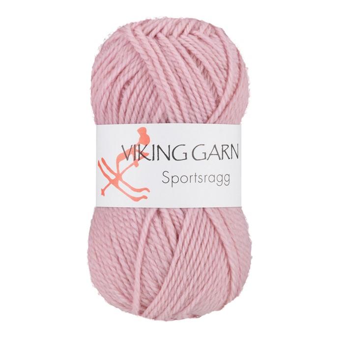 Viking Sportsragg Lys rosa