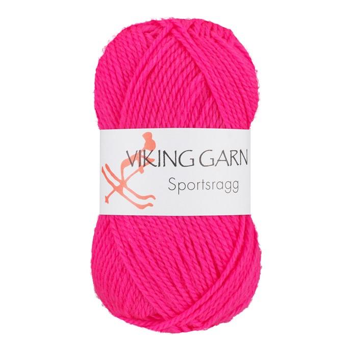 Viking Sportsragg Neon rosa