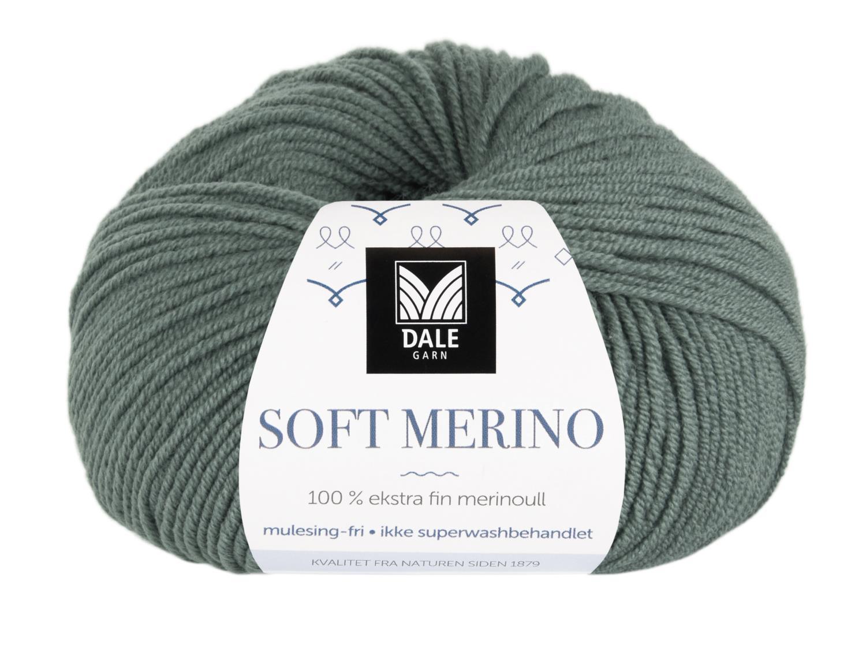 Soft Merino - Petrol