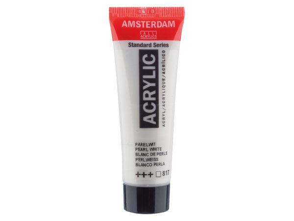 Amsterdam Standard 20ml - 817 Pearl white