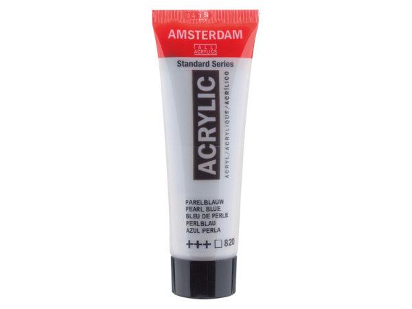 Amsterdam Standard 20ml - 820 Pearl blue