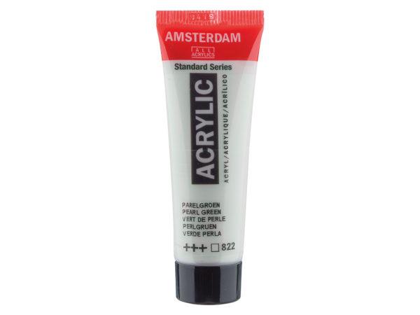 Amsterdam Standard 20ml - 822 Pearl green