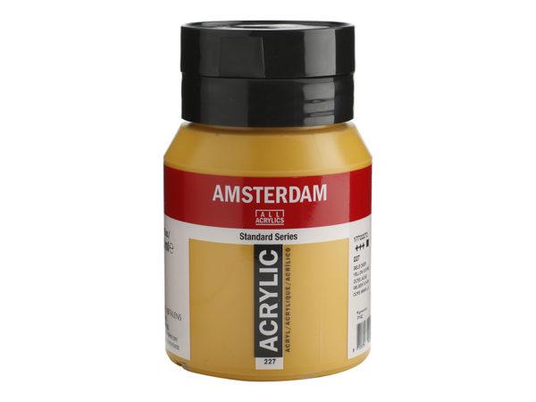 Amsterdam Standard 500ml - 227 Yellow ochre