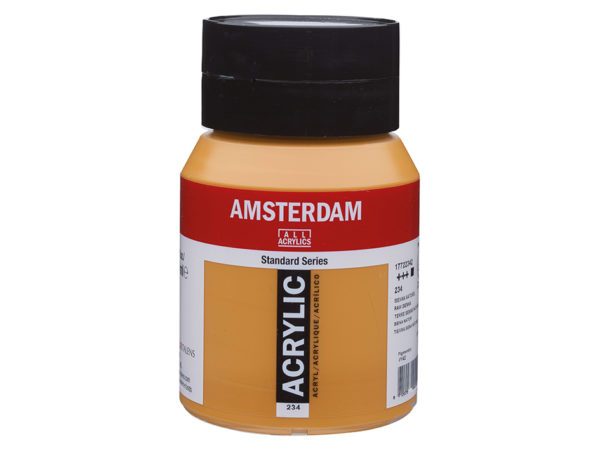 Amsterdam Standard 500ml - 234 Raw sienna