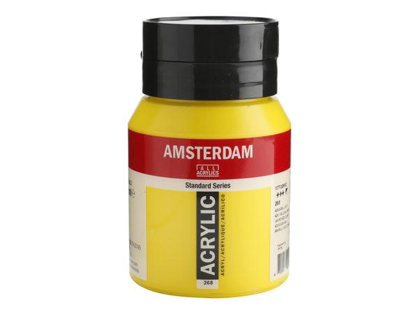 Amsterdam Standard 500ml - 268 Azo yellow light