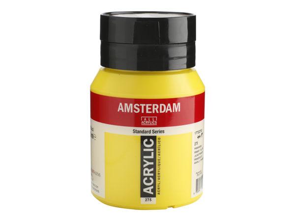Amsterdam Standard 500ml - 275 Primary yellow
