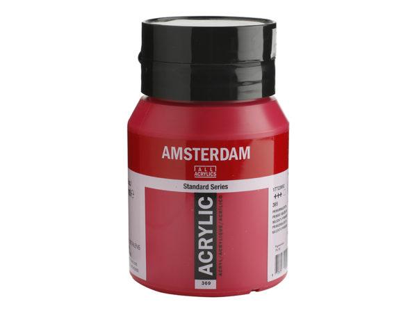 Amsterdam Standard 500ml - 369 Primary magenta