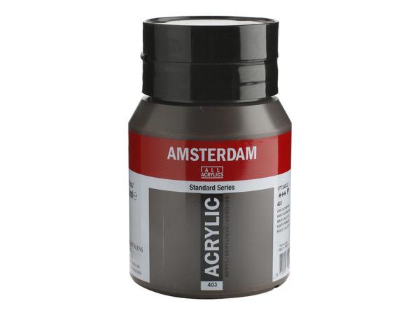 Amsterdam Standard 500ml - 403 Vandyck brown
