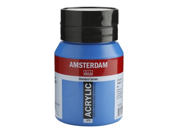 Amsterdam Standard 500ml - 572 Primary cyan