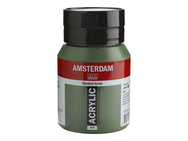 Amsterdam Standard 500ml - 622 Olive green dp