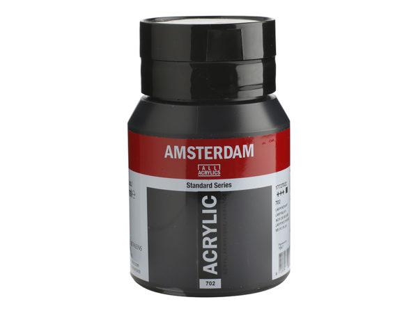Amsterdam Standard 500ml - 702 Lamp black