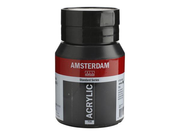 Amsterdam Standard 500ml - 735 Oxide black