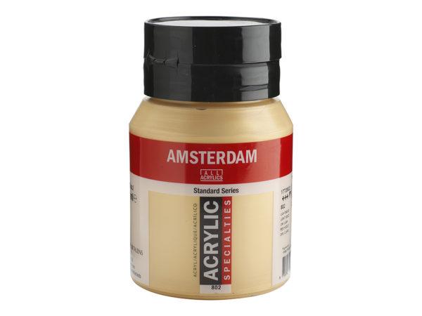 Amsterdam Standard 500ml - 802 Light gold