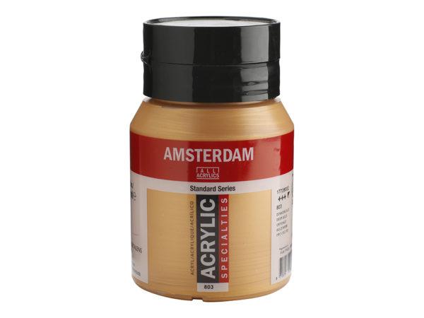 Amsterdam Standard 500ml - 803 Deep gold