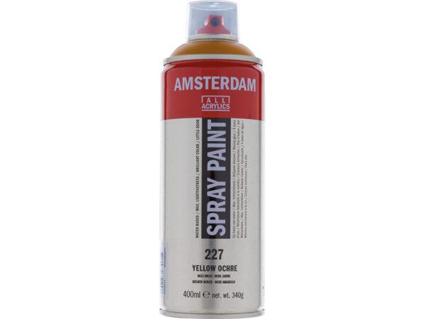 Amsterdam Spray 400ml - 227 Yellow ochre