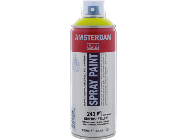Amsterdam Spray 400ml - 243 Greenish yellow