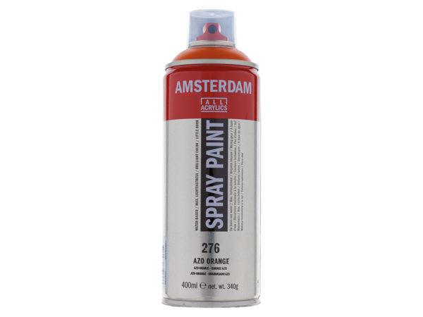 Amsterdam Spray 400ml - 276 Azo orange