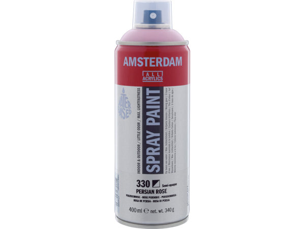Amsterdam Spray 400ml - 330 Persian rose