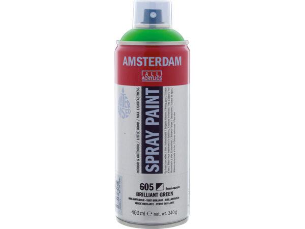 Amsterdam Spray 400ml - 605 Brilliant green