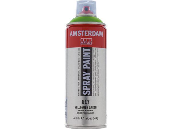 Amsterdam Spray 400ml - 617 Yellowish green