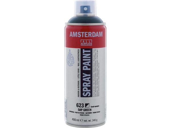 Amsterdam Spray 400ml - 623 Sap green