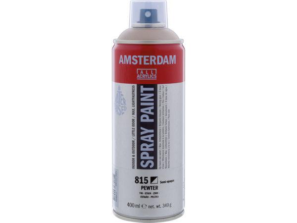Amsterdam Spray 400ml - 815 Pewter