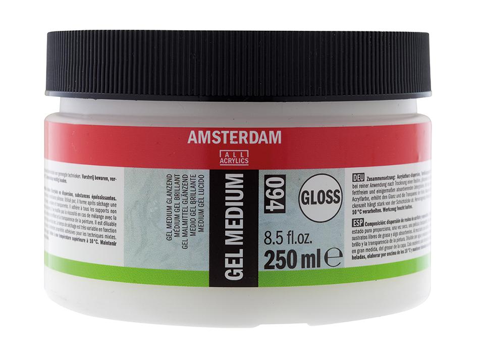 Amsterdam Gel Medium - Gloss 094 - 250ml