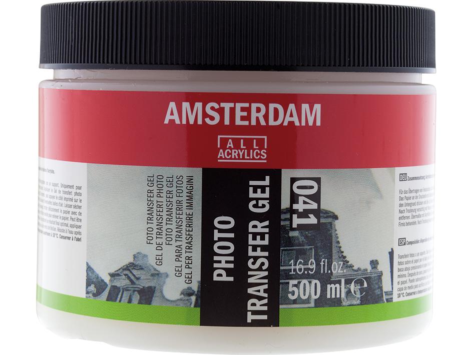 Amsterdam Photo Transfer Gel 041 - 500ml