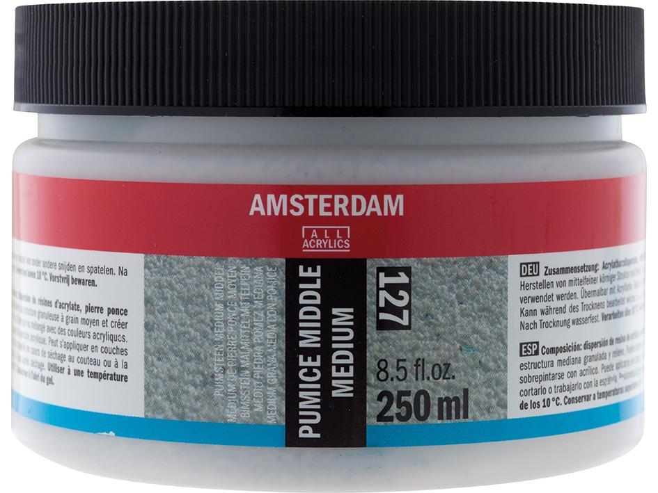 Amsterdam Pumice Middle Medium 127 - 250ml