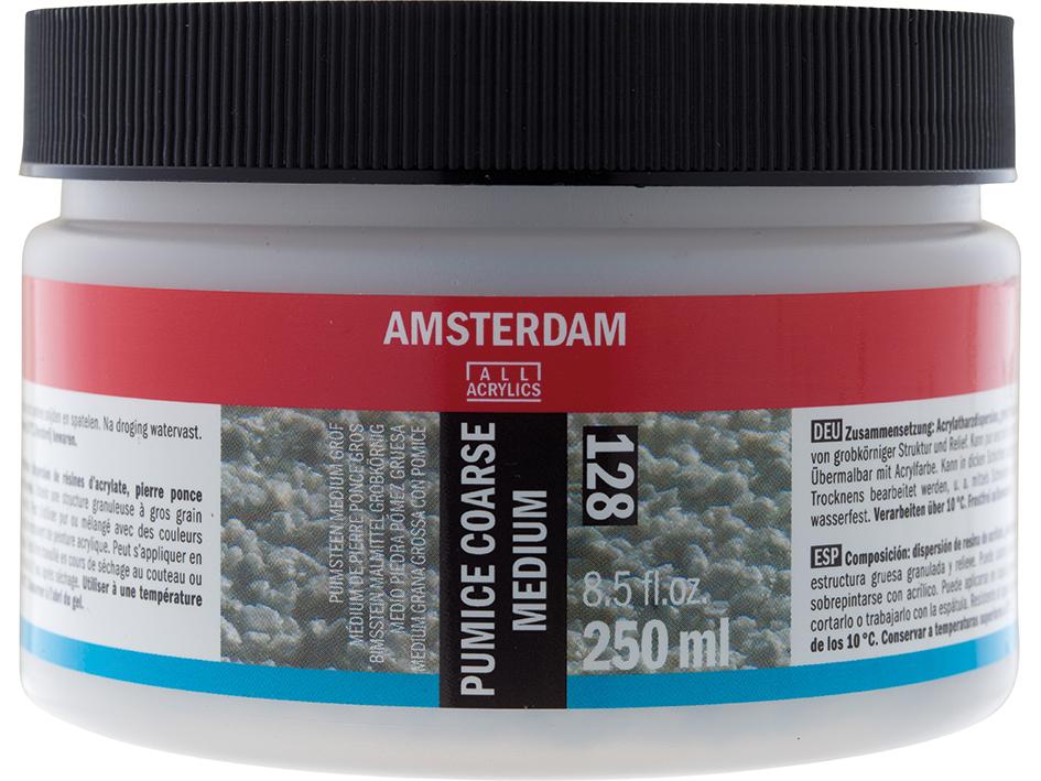 Amsterdam Pumice Coarse Medium 128 - 250ml