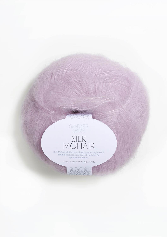 4612 Silk Mohair Syrin   UTGÅTT