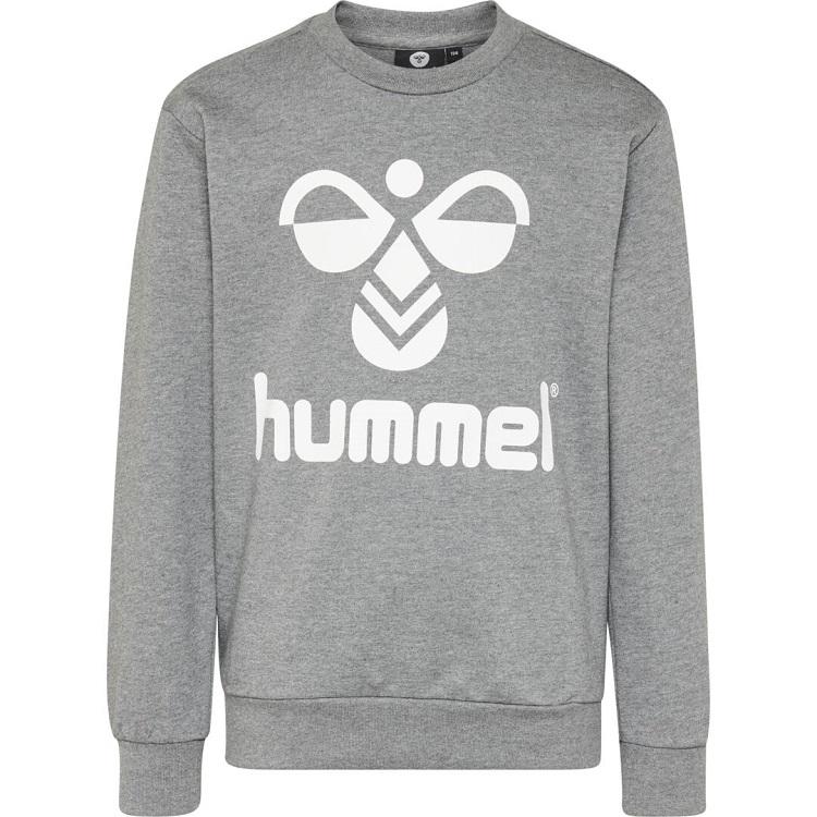 Hummel, Hmldos Sweatshirt, Medium Melange, Genser