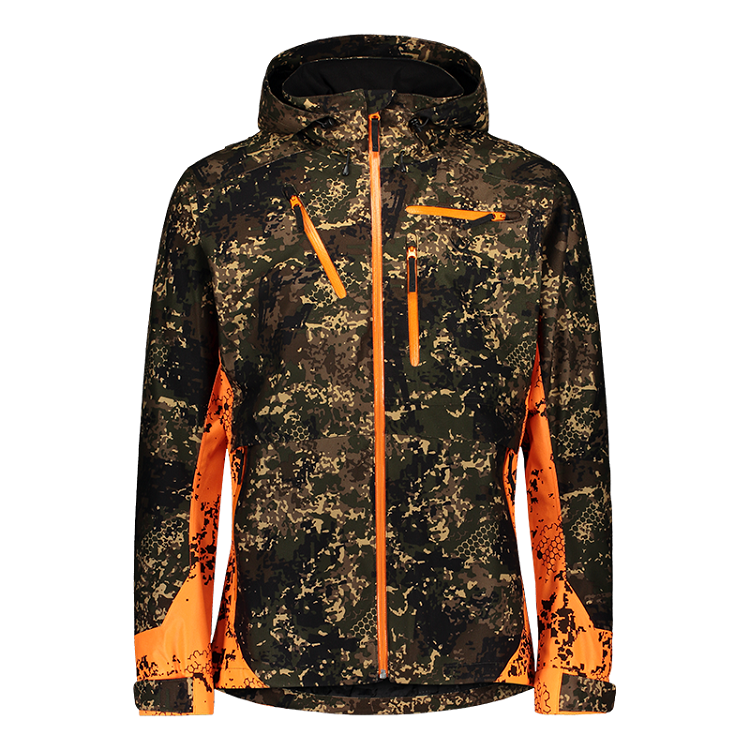 Alaska, Superior II MS Jacket, BlindTech Safety Mix
