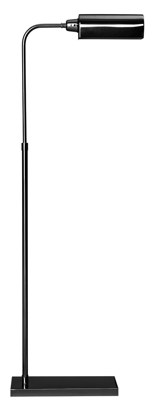 BERLIN Floor lamp matt black