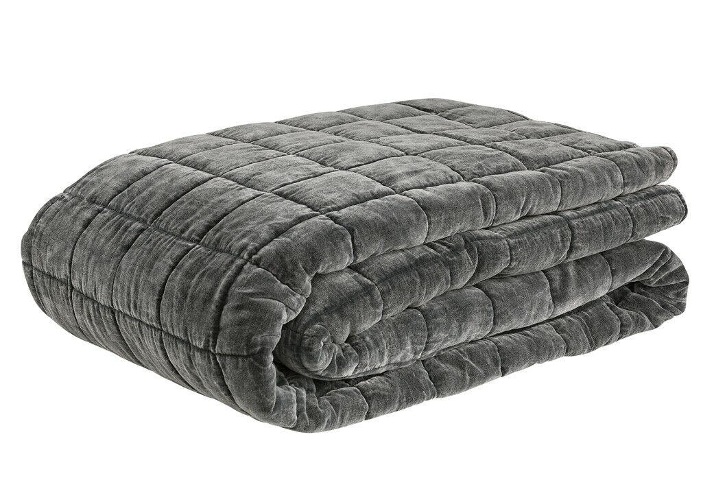 POSH bedspread grey 160x260