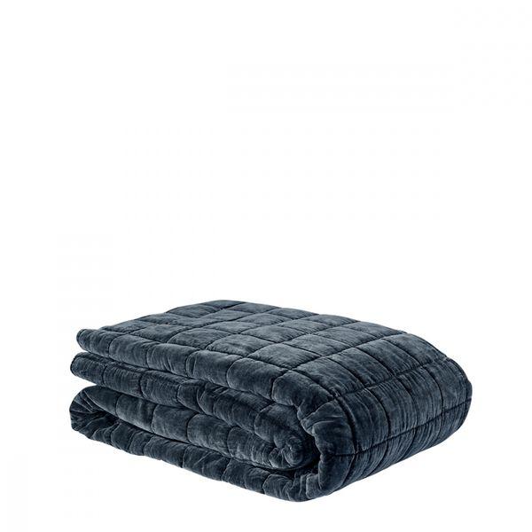 POSH bedspread blue 160x260