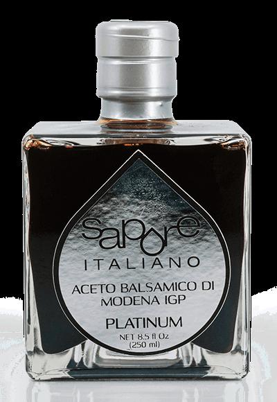 ACETO BALSAMICO IGP PLATINUM, 250 ML