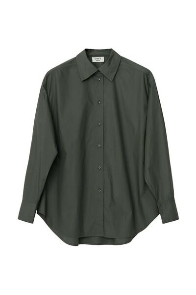 DAY Crisp Skjorte Grønn