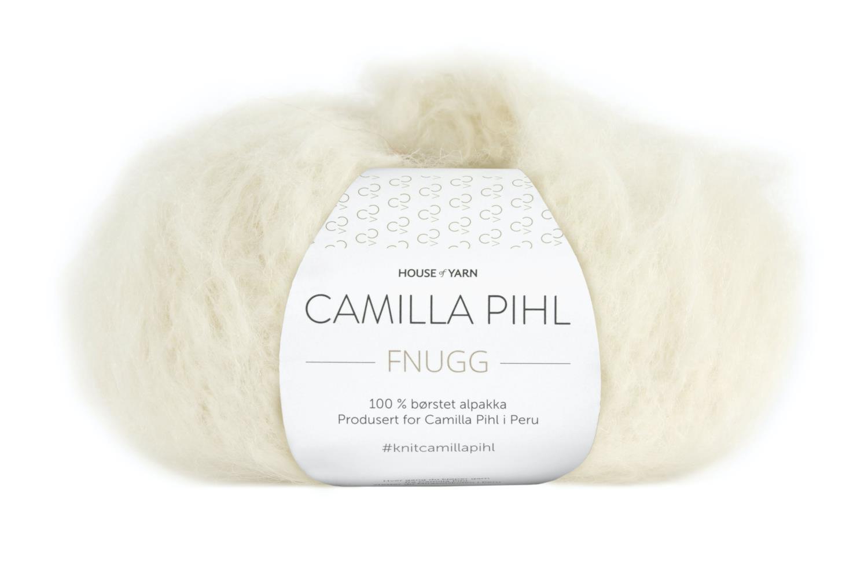 Camilla Pihl Garn - FNUGG 903-Natur