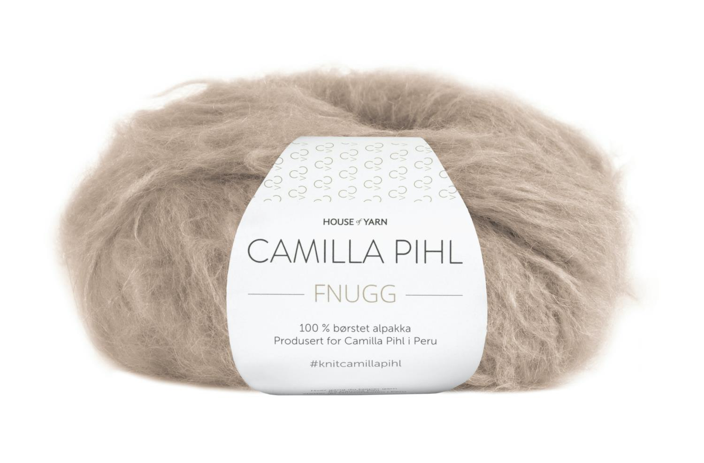 Camilla Pihl Garn - FNUGG 905-Kamel