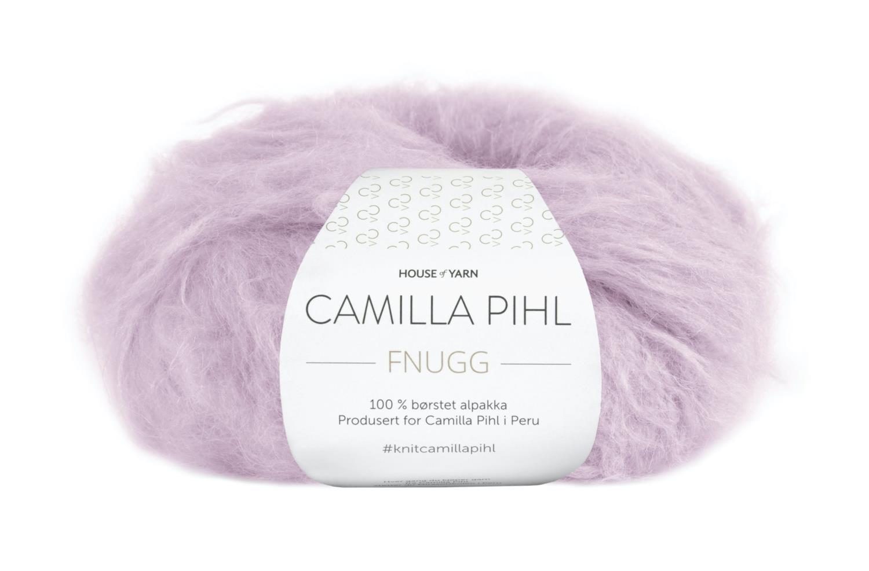 Camilla Pihl Garn - FNUGG 909-Perlerosa
