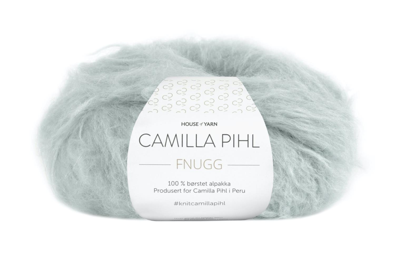 Camilla Pihl Garn - FNUGG 912-Perlemint