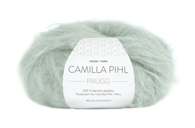 Camilla Pihl Garn - FNUGG 913-Jadegrønn