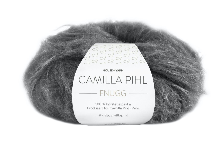 Camilla Pihl Garn - FNUGG 918-Koks