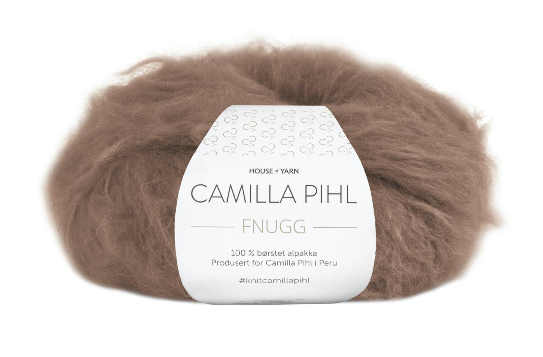 Camilla Pihl Garn - FNUGG 921-Moskus