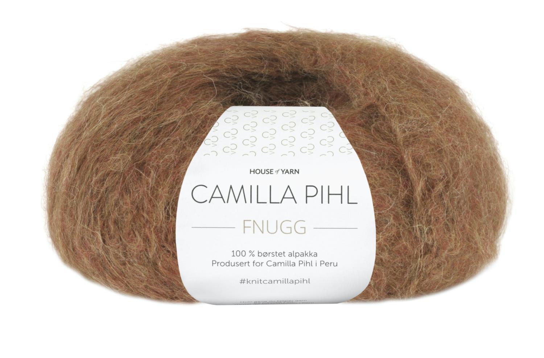 Camilla Pihl Garn - FNUGG 926-Toffee melert