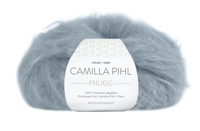 Camilla Pihl Garn - FNUGG 933-Lys Denim