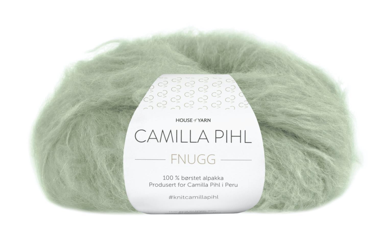 Camilla Pihl Garn - FNUGG 935-Pistasj