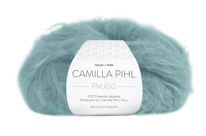 Camilla Pihl Garn - FNUGG 936-Turkis